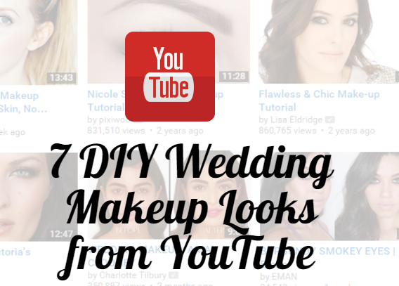 Looking to do your own makeup for your wedding day? YouTube is a great place to gather inspiration and see different looks come together right before your ...