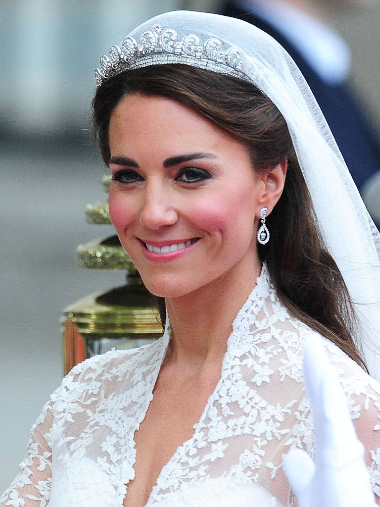 Toronto Canada Kate Middleton Did Her Own Makeup For Wedding A Trend That Has Gained Momentum Due